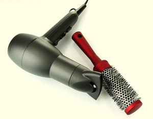 Hair styleing tools